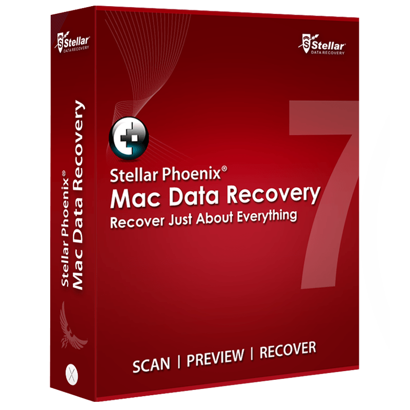 stellar phoenix mac data recovery box