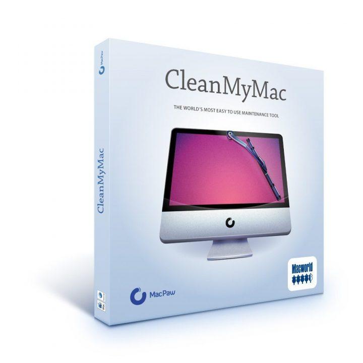 clean my mac box