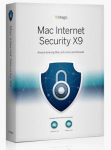 mac internet security x9 box