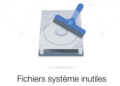 nettoyer les fichiers systèmes